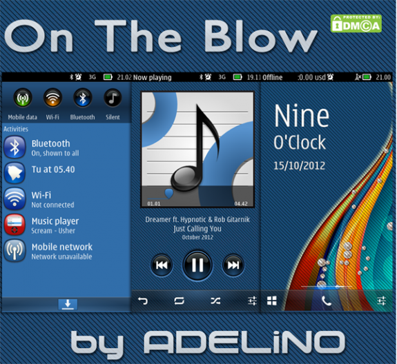On The Blow by Adelino