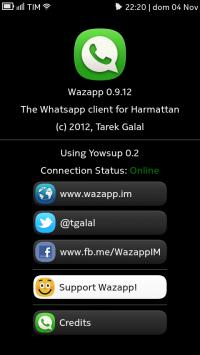 Wazapp v0.9.12