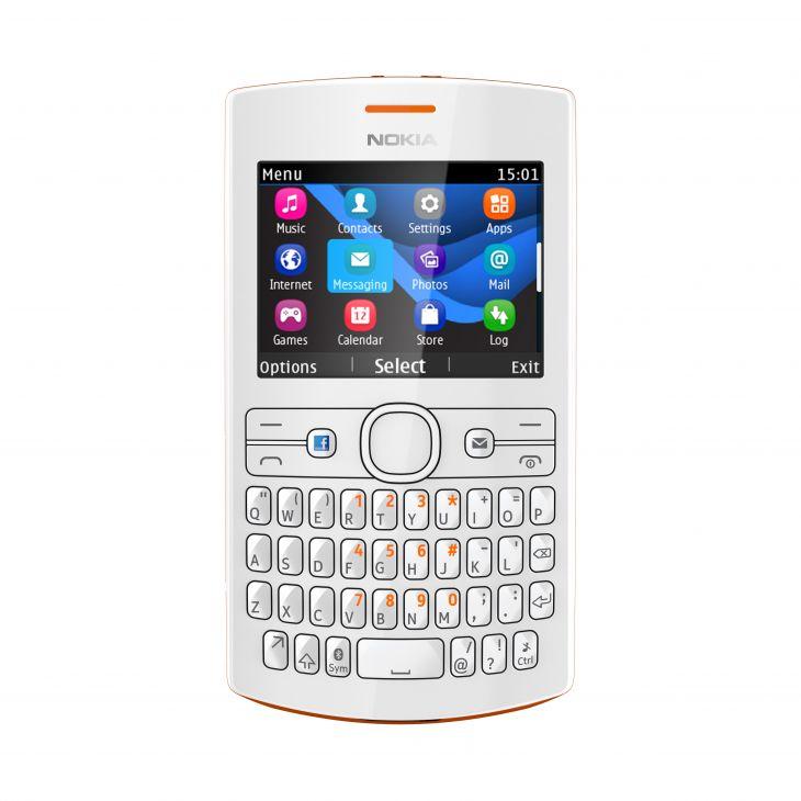Nokia Asha 205 (Dual SIM), specifiche tecniche, foto e video ufficiali