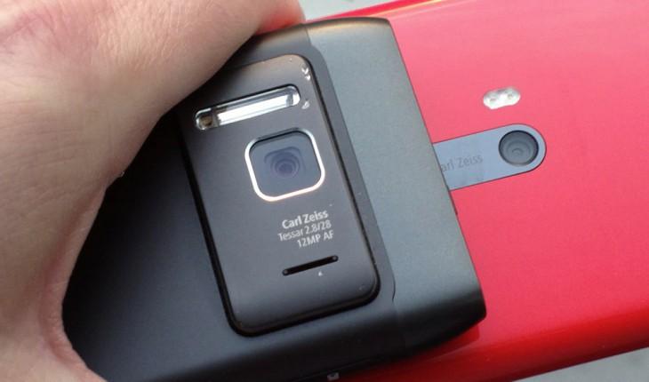 Nokia Lumia 920 vs Nokia N8