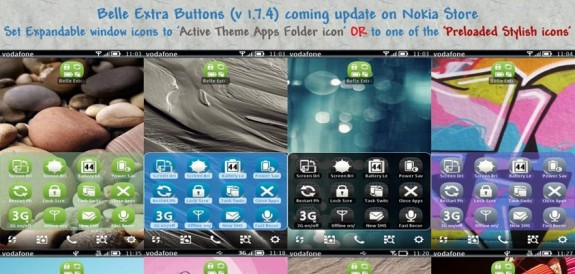 Belle Extra Buttons v1.7.4