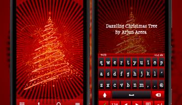 Dazzling Christmas Tree HD by ArjunArora