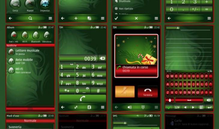 Green Christmas by primavera77