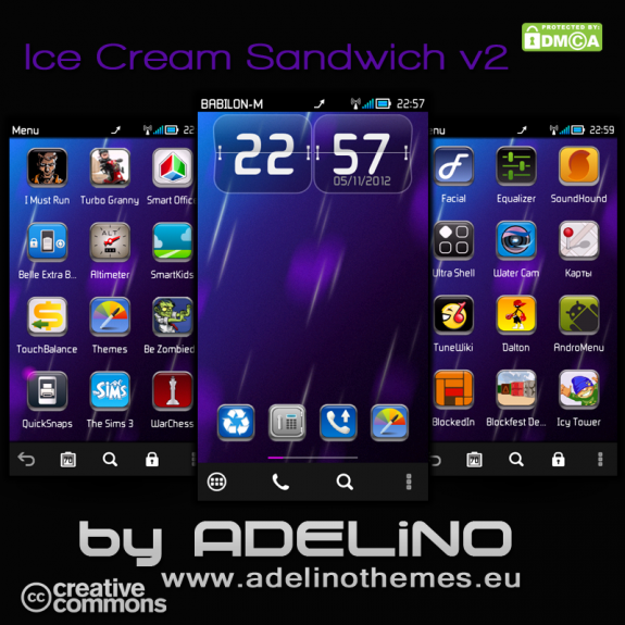 ICS v2 HD by Adelino