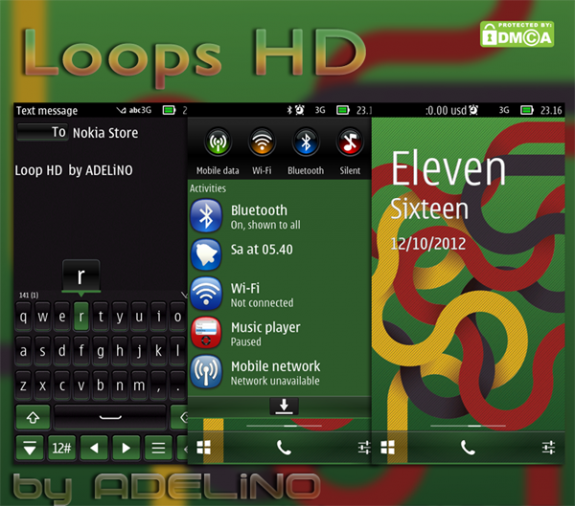 Loops HD by Adelino