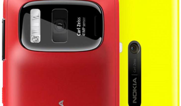 Nokia 808 PureView vs Nokia Lumia 920