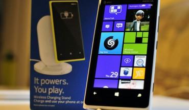 Nokia Wireless Charging Stand