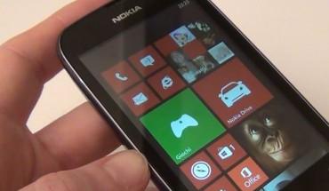 Windows Phone 7.8 su Nokia Lumia 610