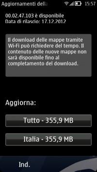 Update Mappe Symbian