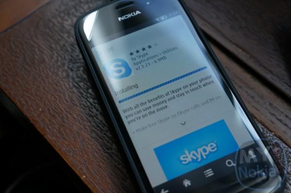 Skype per Belle FP1 e FP2