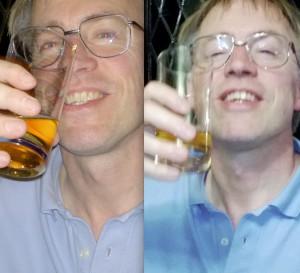 Dettaglio soggetto in movimento: Nokia N8 a sinistra e Nokia Lumia 920 a destra