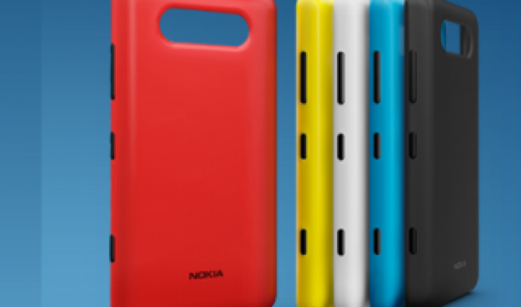 Cover Nokia Lumia 820