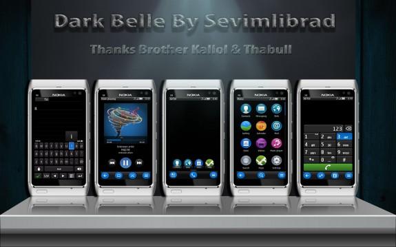 Dark Belle by sevimlibrad