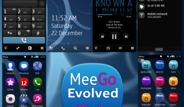 Meego Evolved by Blade