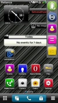 Quick Apps Panel