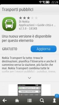 Update Nokia Trasporti v2.5