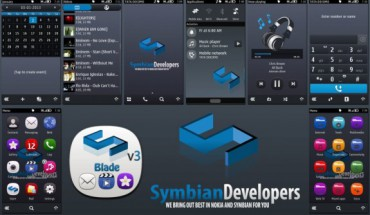 Symbian developers v3 by Blade