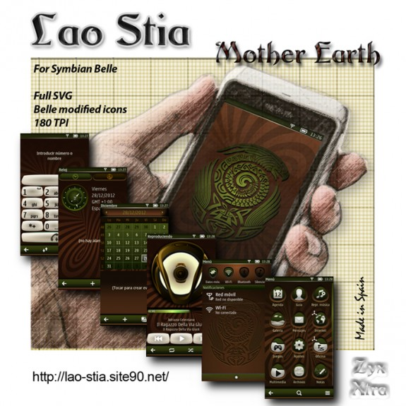 Zyx Mother Earth By Lao Stia