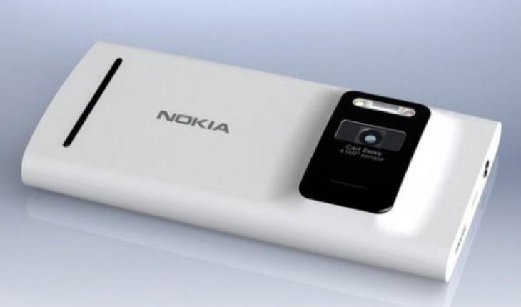 Prototipo di fantasia di un device Nokia
