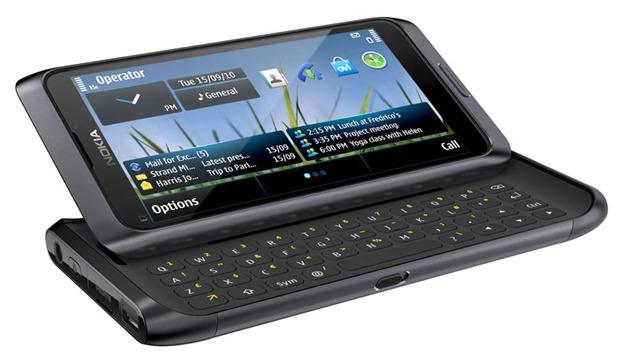 Nokia esclude la tastiera fisica sui futuri smartphone e - Smartphone con tasti ...