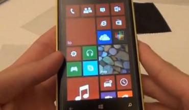 Nokia Lumia 920 con Pellicola Puro