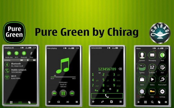 Pure Green by Chirag