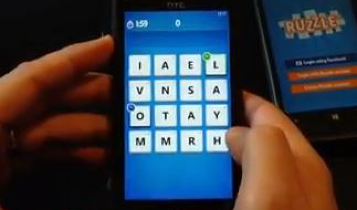 Ruzzle per Windows Phone