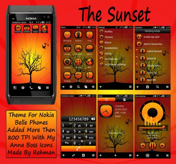 The Sunset HD by Rahman Siddiq