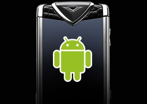 Vertu Constellation con Android OS