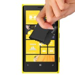 Screen protector Nokia Lumia 920 Anti-fingerprints
