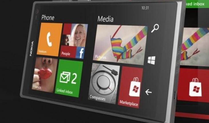 Concept Nokia Lumia