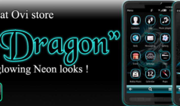 Neon Dragon by Soumya