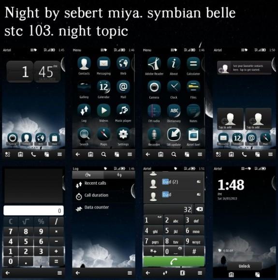 Night by Sebert Miya