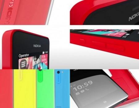 Nokia Asha leaked