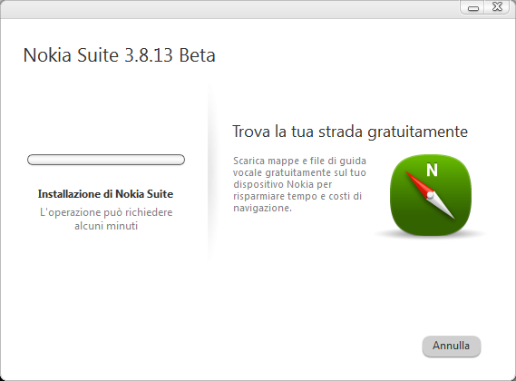 Nokia Suite v3.8.13.0 Beta