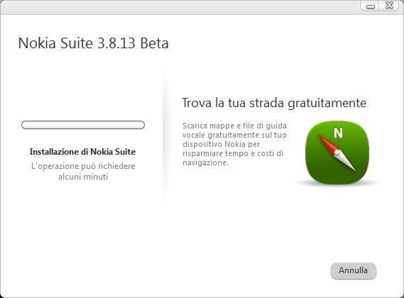 Nokia Suite v3.8.13.0 Beta