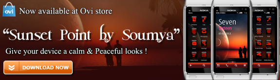 Sunset Point by Soumya