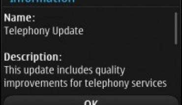 Telephony Updates