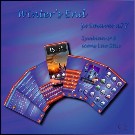 Winter's end by primavera77