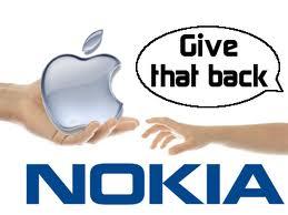 Nokia e Apple insieme