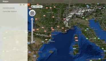 istella Here Maps