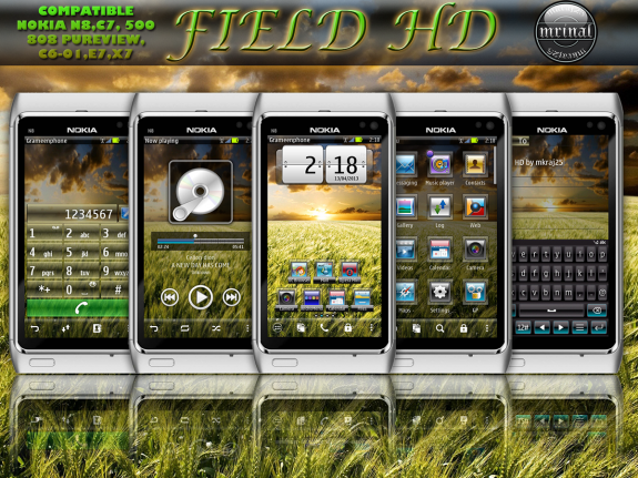 Field HD by mkraj25