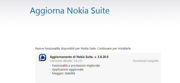 Nokia Suite Beta 3.8.29.0