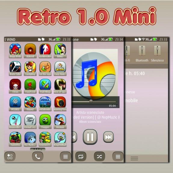 Retro 1.0 Mini by DjRaz