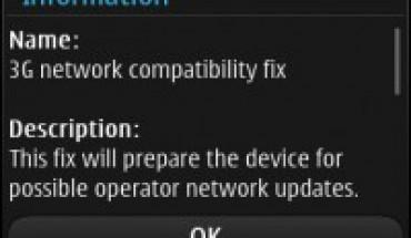 Update 3G Network