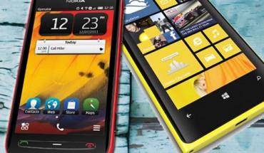 Nokia 808 PureView e Nokia Lumia 920