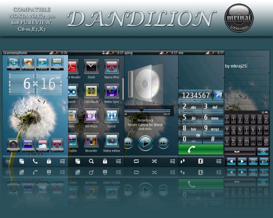 Dandilion HD by mkraj25