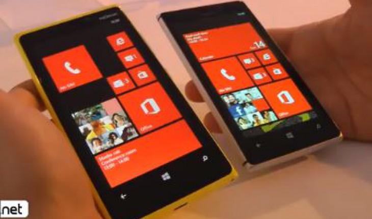 Nokia Lumia 925 vs Nokia Lumia 920