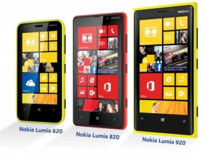 Nokia Lumia Devices