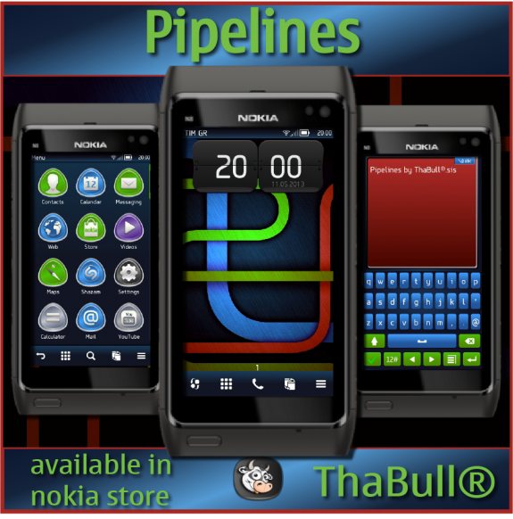 Pipelines by ThaBull